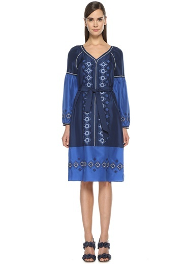 Elbise Tory Burch